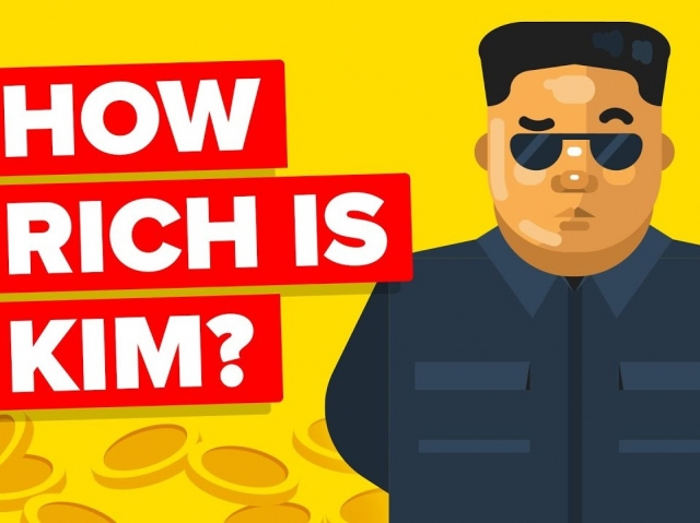 How Rich is Kim Jong-un Actually (Supreme Leader of North Korea)?