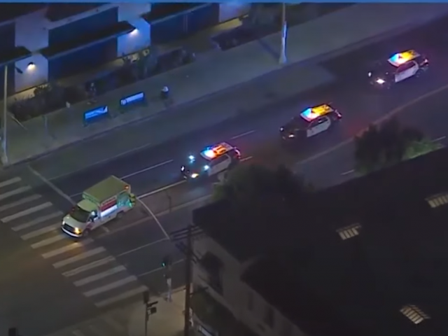 LOS ANGELES. police chase | Driver in custody | stolen U-Haul Truck | 5-Hour pursuit|(March 26,2021)